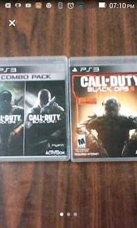 3 video games new Springfield, 22150