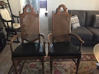 Antique wooden chairs Raleigh, 27606