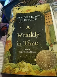 A wrinkle in time book Mountain City, 37683