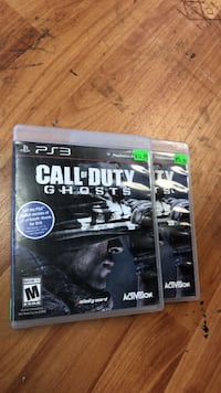 Call of duty ghost for ps3 (7copies available ) Westminster, 21157