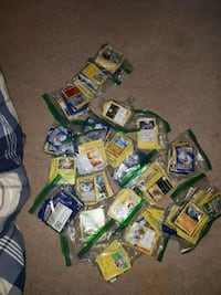 Pokemon trading card collection New Westminster, V3L 5P3
