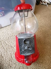 Vintage gumball machine. Early 90's Fort Meade, 20755
