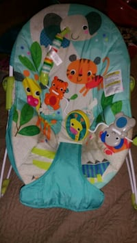 Baby bouncer $10 Irving, 75061