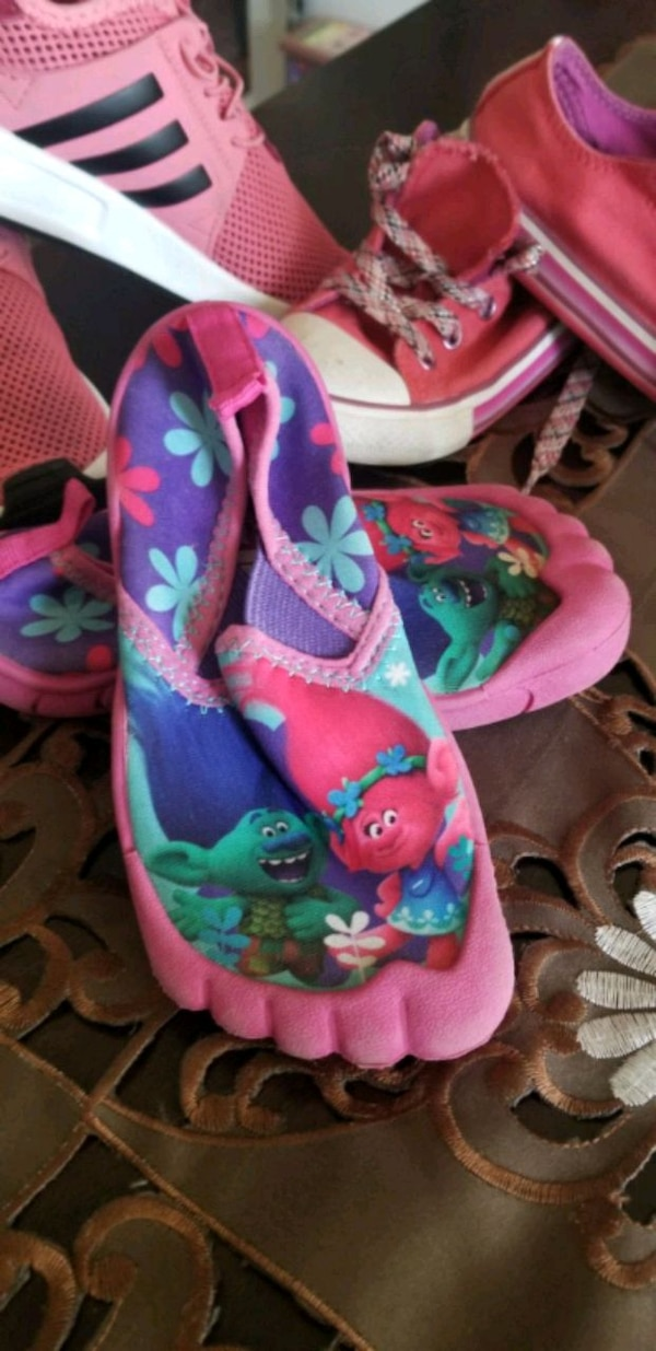 Toddler girl shoes  999cf0ec-5206-4556-8999-cedaa40ec585