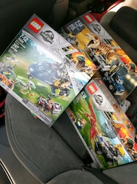 3 lego boxes Bellflower