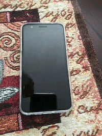 black Android smartphone and clear case Moreno Valley, 92557