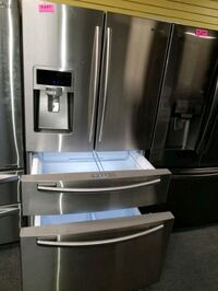 "Samsung 36""wide French door stainless steel refrigerator  Randallstown"