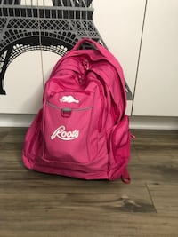 Used red and black Nike backpack for sale in Saint-Paul - letgo 1ae358179ec64
