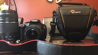 Canon t5 with kit lens and zoom lens Toronto, M6C