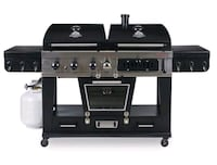 New Pit Boss Memphis Ultimate 4-in-1 Gas/Charcoal  Vaughan, L4L 8K5