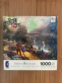 The Wizard of Oz puzzle New York, 11222