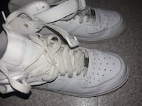 paire de Nike Air Force 1 blanche Chevilly-Larue, 94550