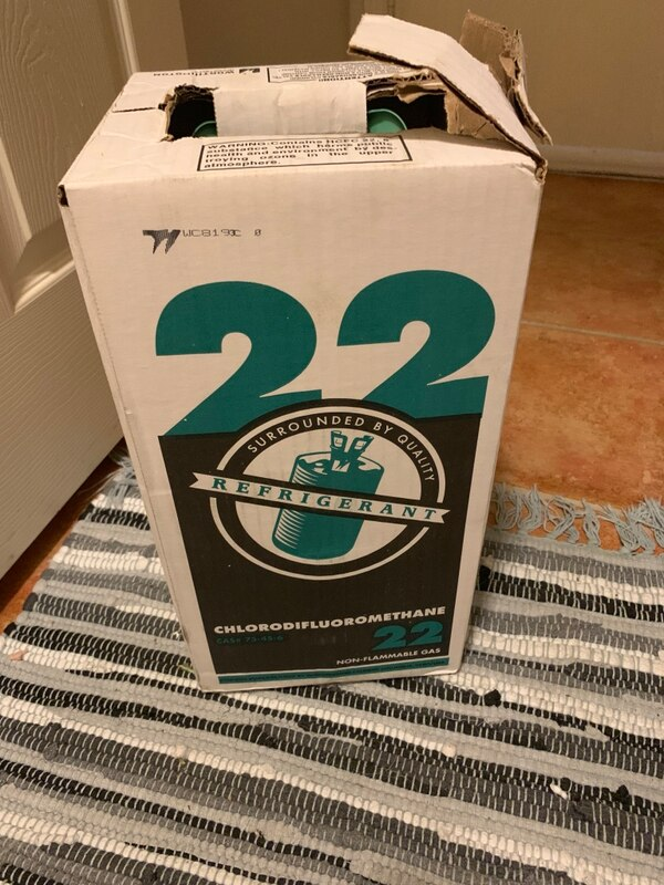 AC R22 Freon for Recharging home AC units