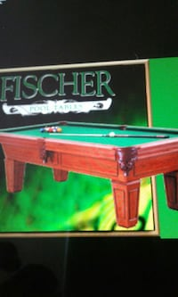 Limited edition pool table Spring Valley