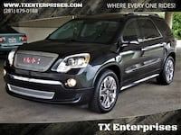 Certified Pre-Owned 2012 GMC Acadia for sale Houston