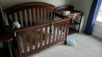 Crib Mattress Rails Diaper Changer Pack N Play and Accessories Dayton, 21036