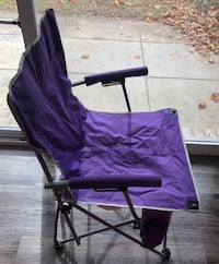Hard Arm Chair  for Camping and Sporting event 2 pc each $30,total $60 Ellicott City, 21043