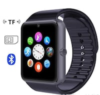 Smart watch with sim card slot for samsung or any android phone
