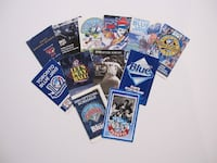 EVERY Jays Pocket Schedule Available, even the SET!  Mississauga