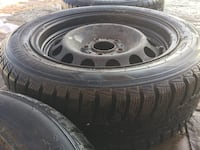 205 55 R 16 rims and tires  Toronto, M3A