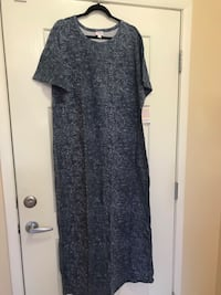 Brand New With Tags LulaRoe Long Maria Dress Size 3XL Las Vegas, 89148