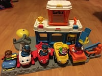 Fisher price little people airport set Coquitlam, V3B 7L7