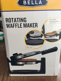 Brand new Rotating Waffle Maker Morrisville, 27560