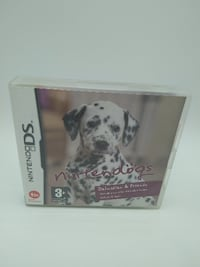 NINTENDOGS DALMATA NDS Madrid