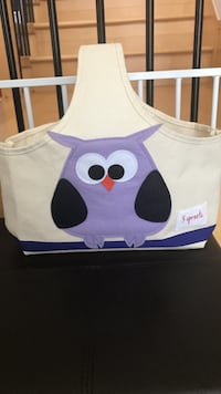 3Sprouts diaper caddy