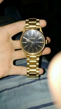 Gold Nixon Watch  Oshawa, L1J 6A8