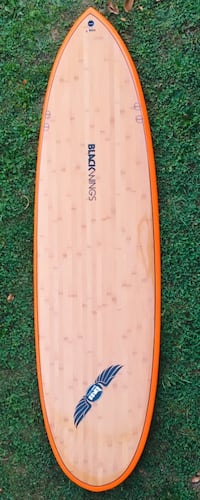 Planche de surf - Blackwings Mini Nose Rider 6'8 L'Isle-Adam, 95290