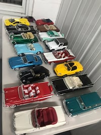 Maisto Cars Collection for sale! New - 33 cars - Venta de carritos!  MIAMI