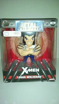 Loot Crate Marvel X-Men Metals diecast Lisle