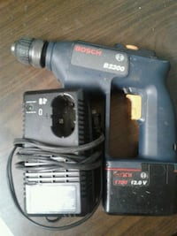 Cordless drill with charger  Kelowna, V1X 2B3