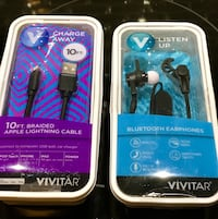 NEW cell phone accessories by Vivitar Buffalo Grove, 60089