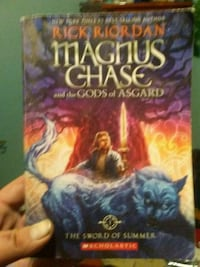 Magnus Chase & the Gods of Asgard Moore, 73160