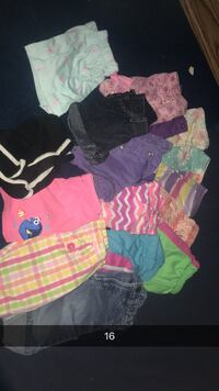 2t-3t girls clothes null