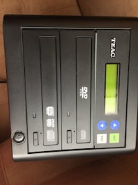 DVD AND CD BURNER NO SOFTWARE NEEDED DIRECT COPY . Hyattsville, 20782