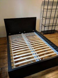 Full Size Bed Frame with Slats