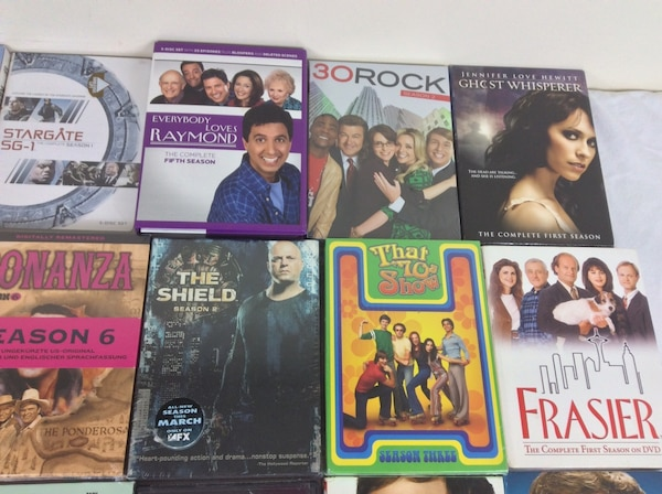DVD Box Sets Various TV Shows Seasons $5 each b97bf91a-e089-4970-a3f3-7b31730f806f