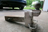 Trailer Hitch Mount With Towering Ball Toronto, M1W 2P5