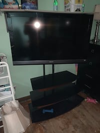 55 inch tv with stand. Chicago, 60630