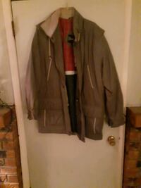 Men's size 2XL quilted jacket
