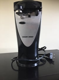 Black & Decker electric can opener Burnaby, V5E