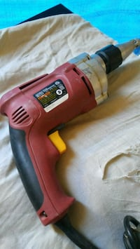 Chicago Electric Power Tool Screwdriver