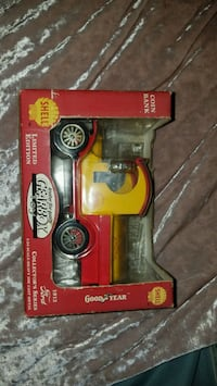 Gearbox toy truck collectable