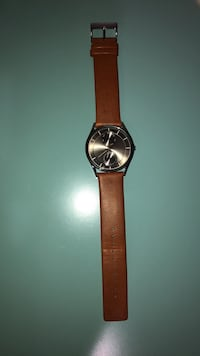 Leather Watch Skagen