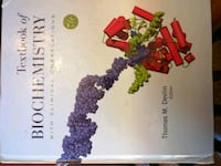 Biochemistry by Thomas M. Devlin textbook St. Louis