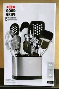 OXO Stainless 15 Piece Cutlery Set NEW South Riding, 20152