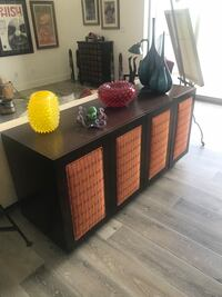 brown wooden table with four chairs Las Vegas, 89135